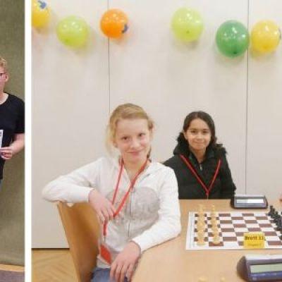 Unsere JKG-Schachkönner wieder erfolgreich