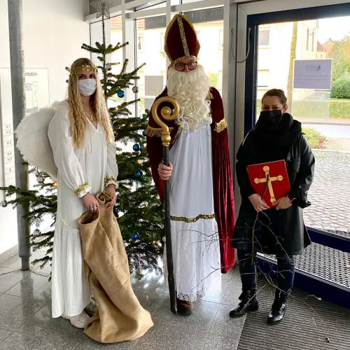 Post vom Nikolaus-Team